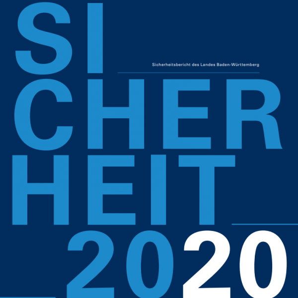 Veröffentlichungen - Sicherheitsbericht 2020